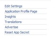 Facebook iFrame Profile