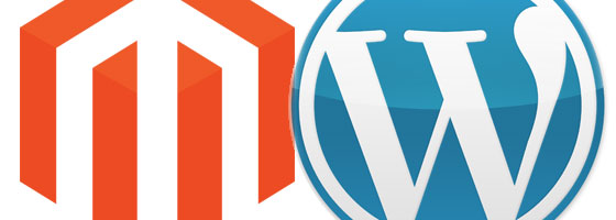 Magento Header into WordPress