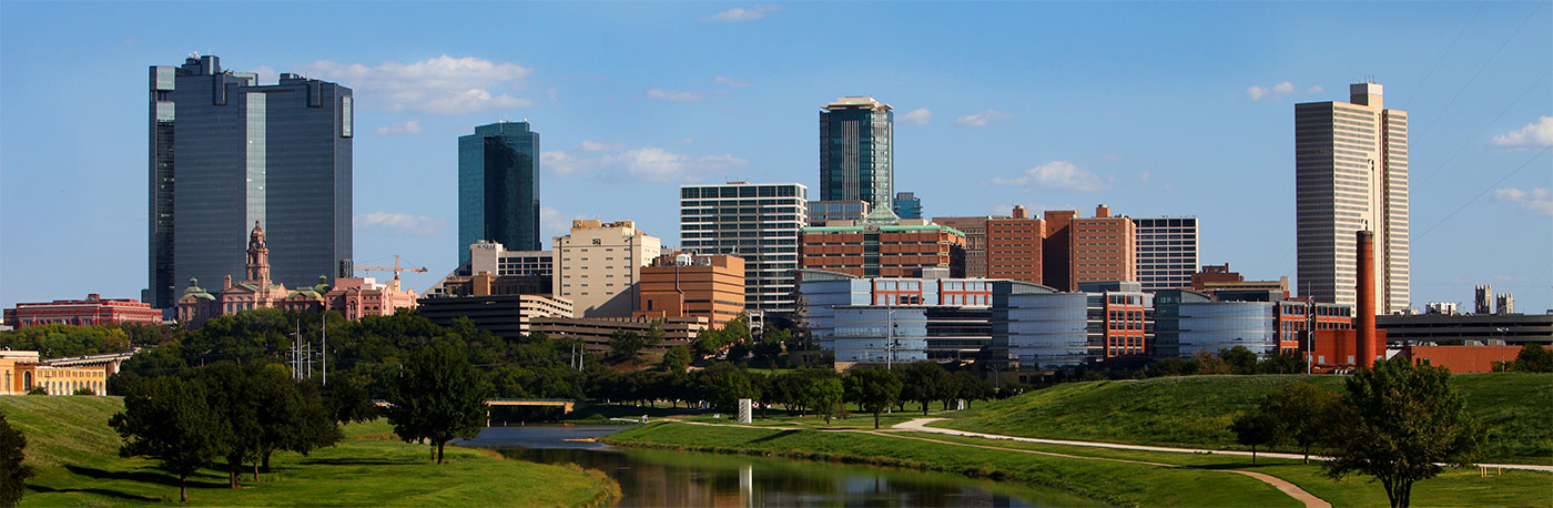 Fort Worth Skyline